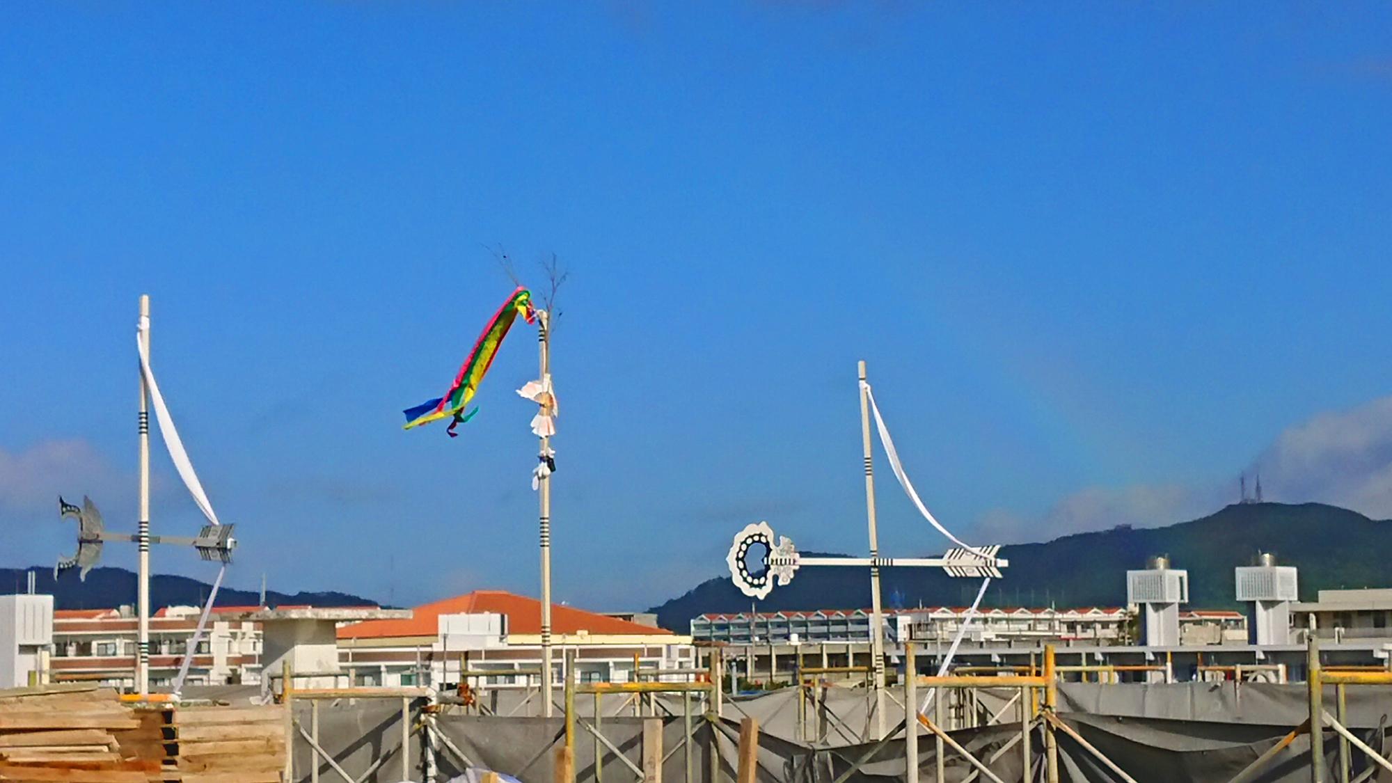 石垣島アパート賃貸、真栄里ハレオハナの虹